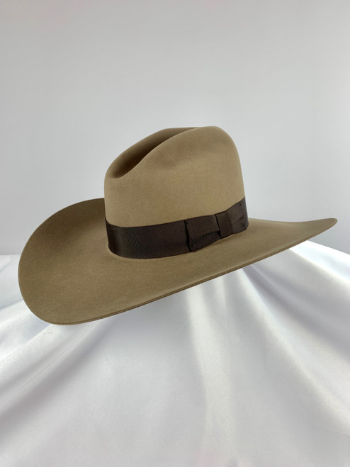 5X Low Gus Hat Pecan