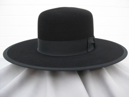 5X Wyatt Hat Black