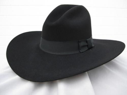 5X Low Gus Hat Black