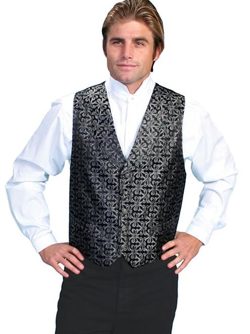 Wah Maker Scroll Paisley Vest