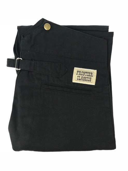 Outlaw Light Weight Pant - Black