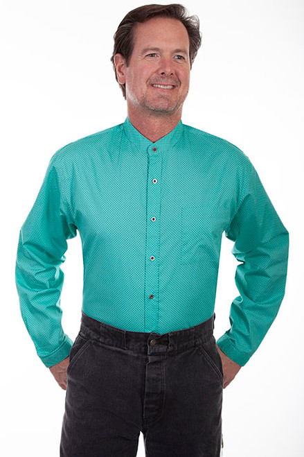 Old Durango Shirt - Mint Green