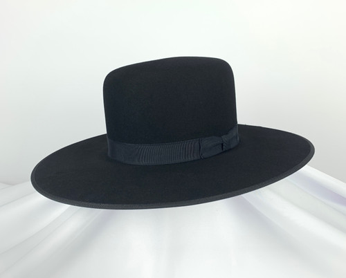 7X Wyatt Hat Black