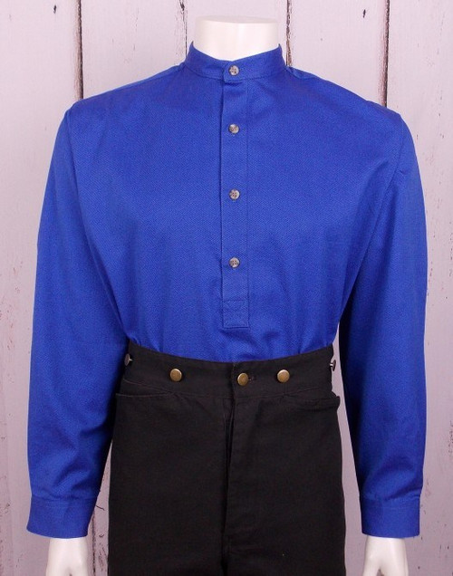 Hoss Shirt - Royal