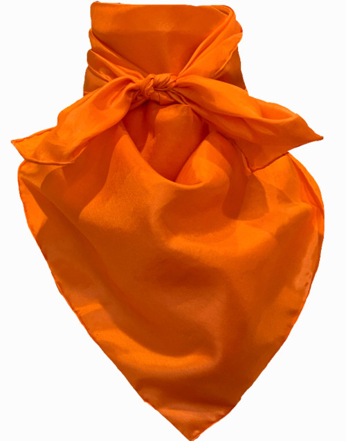 Solid Orange
