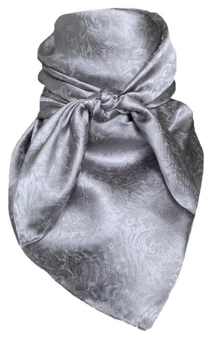 Jacquard Silver