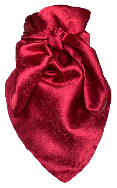 Jacquard Red