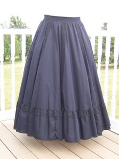 Fiesta Skirt- Black