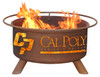 Patina Products - Cal Poly San Luis Obispo College Fire Pit 11