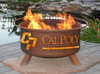 Patina Products - Cal Poly San Luis Obispo College Fire Pit