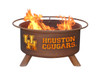 Patina Products - Houston Cougars Fire Pit - F432 2