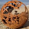 Fireball Fire Pits - Farm - 37.5 inch Fire Globe 9