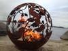 Fireball Fire Pits - Fish - 37.5 inch Fire Globe 6