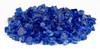 1/2 inch Cobalt Reflecting Premium Fire Glass 1