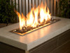 1/2 inch Gray Reflecting Premium Fire Glass 3