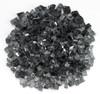 1/2 inch Gray Reflecting Premium Fire Glass 1