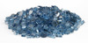 1/2 inch Pacific Blue Reflecting Premium Fire Glass 2