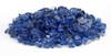 1/4 inch Cobalt Reflecting Premium Fire Glass 2