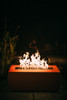 Fire Pit Art Linear 36 inch Natural Gas or Propane Fire Pit 5