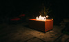 Fire Pit Art Linear 60 inch 190K Natural Gas or Propane Fire Pit 4