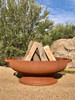 King Fire Pits - The Prospector Fire Pit - 30 inch 1