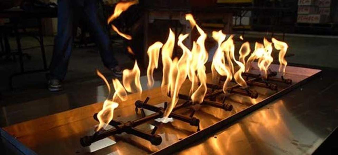 fire pit gas burner