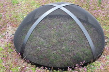 "Fire Pit Art 36"" Spark Guard"