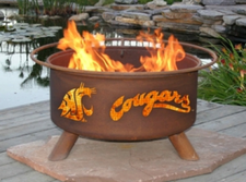 Patina Products - Washington State University College Fire Pit - F216