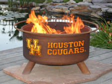 Patina Products - Houston Cougars Fire Pit - F432