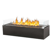 apoleon Linear Patio Flame Windscreen - GPFL-WNDSCRN