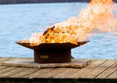 Things To Consider Before You Select A Metal Fire Pit The Fire Pit Store