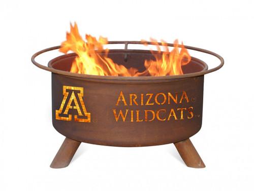 Patina Products - University of Arizona College Fire Pit - F401