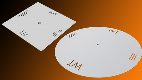 Warming Trends 24 inch Plate for Cross Fire Gas Burner