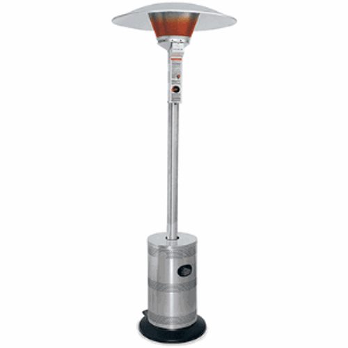 Blue Rhino Uniflame Endless Summer Commercial Stainless Steel Propane Patio Heater