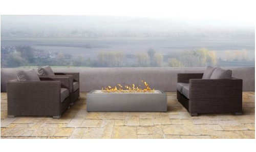 Napoleon Linear Patio Flame Windscreen Gpfl Wndscrn The Fire Pit Store