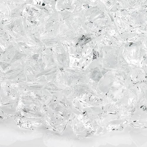 1/2 inch Starfire Classic Fire Glass