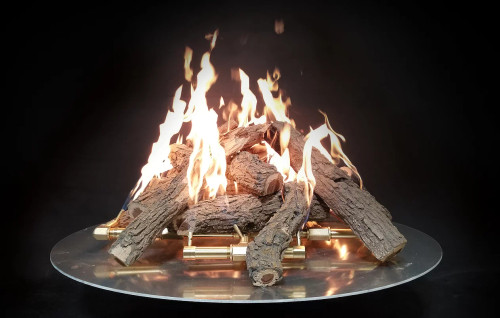 """Warming Trends Log Set for 24"""" to 30"""" Gas Fire Pits WOS24-30"""