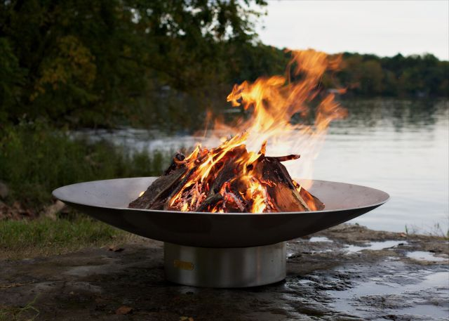 The Best Wood To Burn In A Wood Burning Fire Pit Part 2 The Fire Pit Store