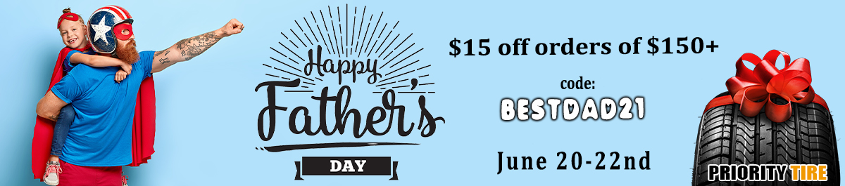 Father's Day Tire Sale