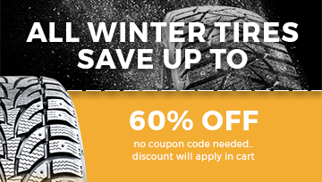 Winter Tires Sale