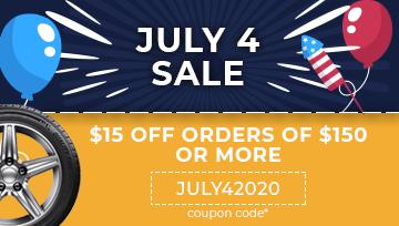 July 4 Sale $15 Off
