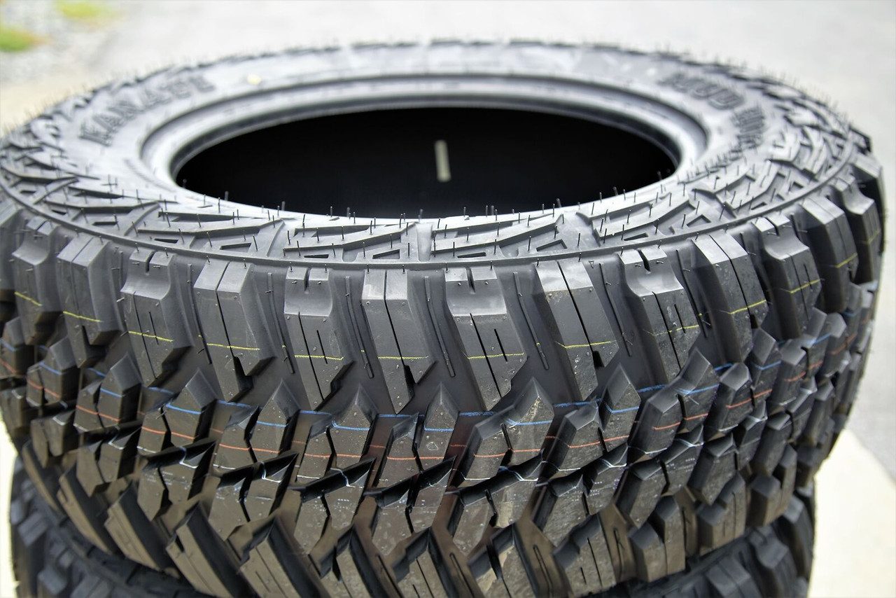 Road R Tire-33125018 118Q Kanati Mud Hog M//T Off