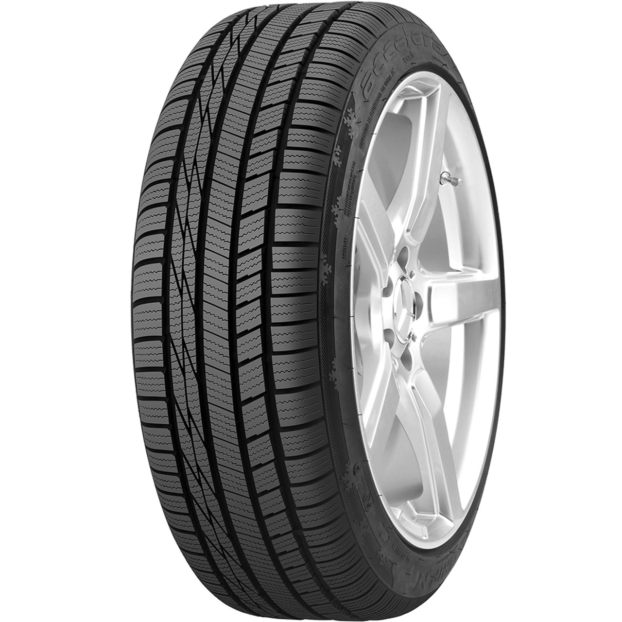 Set of 4 Accelera X Grip-N Winter Performance Radial Tires-215//60R16 95H FOUR