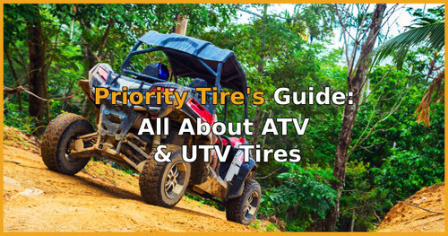 ATV & UTV Tires Guide: All You Need to Know