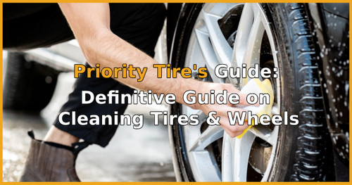 Definitive Guide on Cleaning Tires