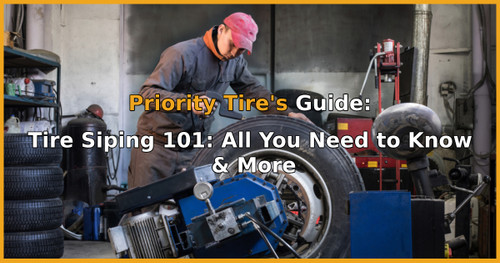 Tire Siping 101: All You Need to Know & More