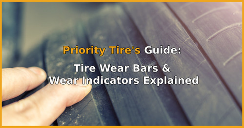 Tire Wear Bars: What are They & How to Read Them?