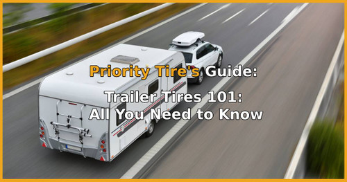 Trailer Tires 101: All You Need to Know