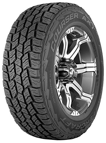 mastercraft axt courser tire terrain tires 70r18 radial truck at2 103t 124s mud amazon sizes priority lt265