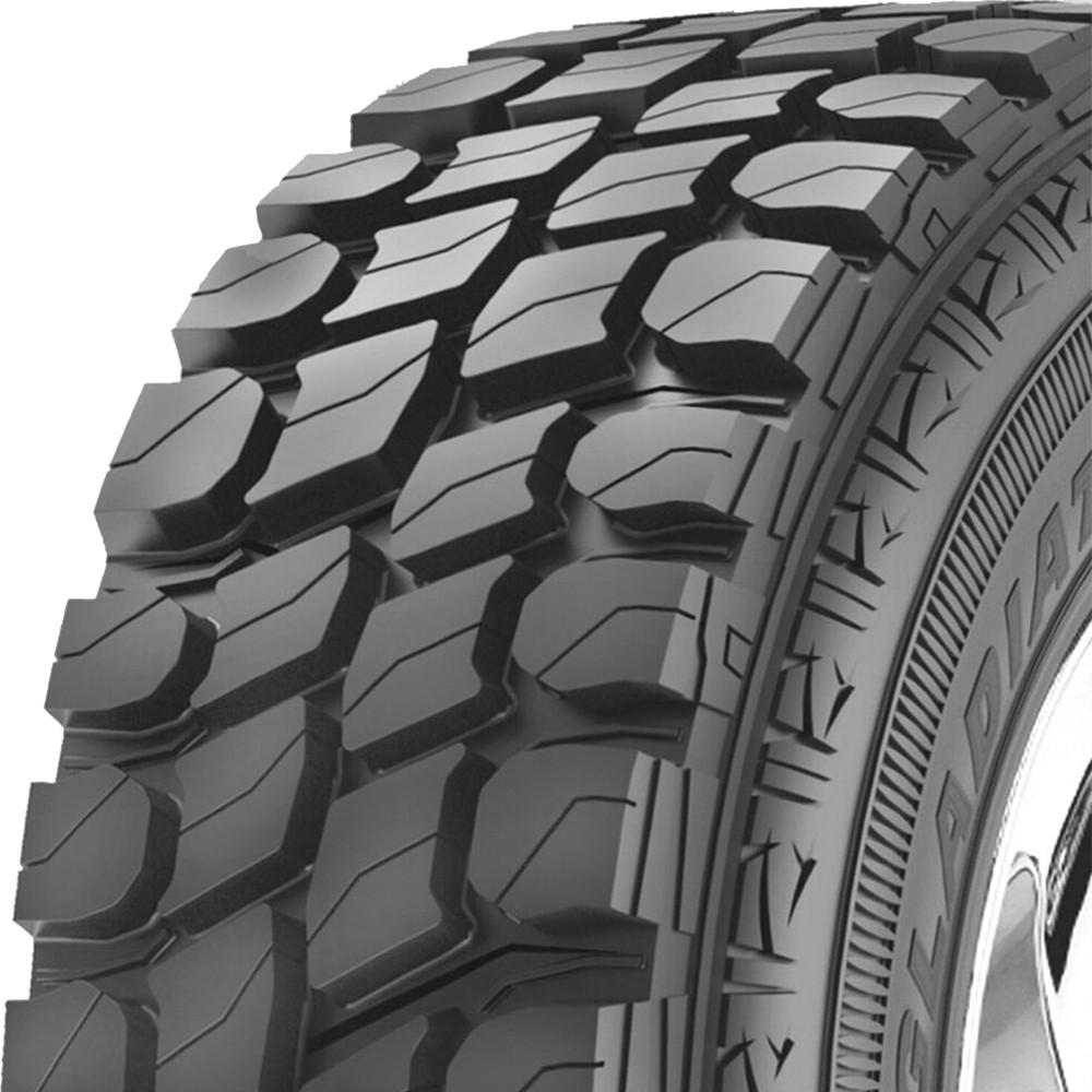 PriorityTire.com coupon: Gladiator QR900-M/T 35X12.50R17 E (10 Ply) Mud Terrain Tire